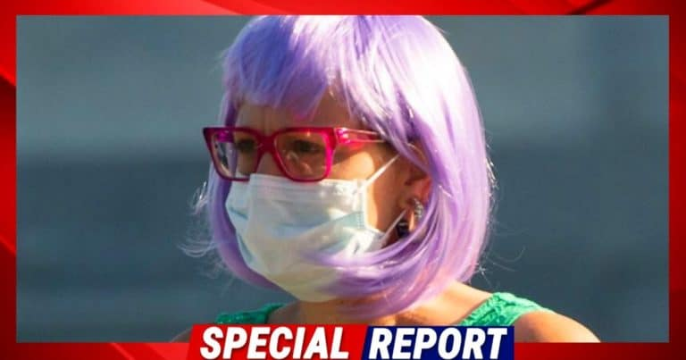 Democrat Senator Shows Up To D.C. With Purple Hair – The Capitol Is Buzzing About Krysten Sinema