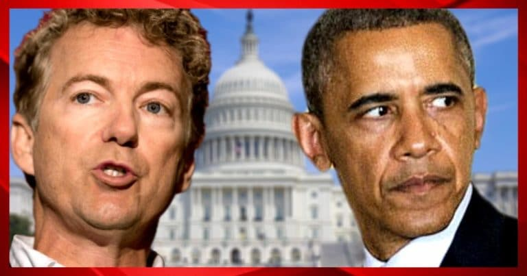 "Rand Paul Pulls Back Curtain On Obama – Accuses Barry Of Giving ""Explicit Permission"" For FISA Abuse Against Trump"