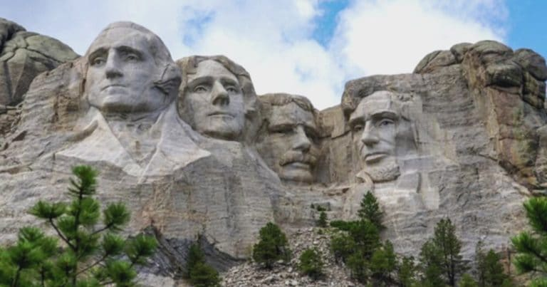"After Trump Plans July 4th Mt. Rushmore Event – Democrats Accuse Him Of ""Glorifying White Supremacy,"" Then Quickly Delete Tweet"
