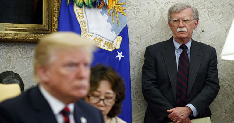 """After Bolton Makes China Claim Against Trump – A U.S. Official Fires Back At Him, """"Never Happened"""""""