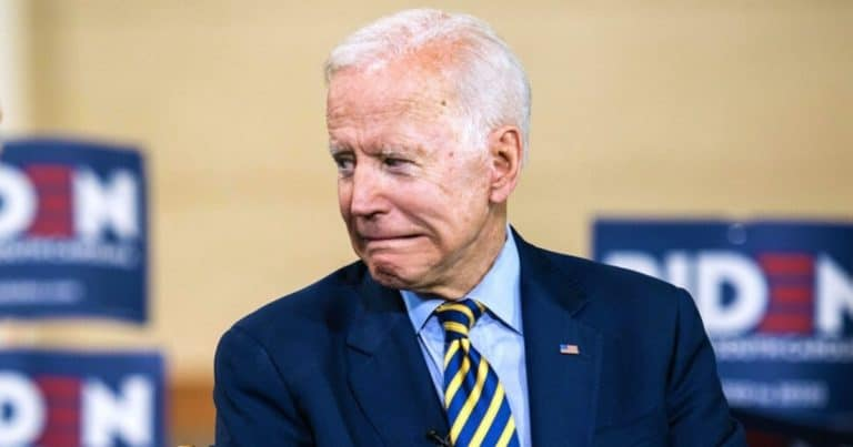 Not Again! Joe Biden Tries To Smear Trump – Instead He Botches Reciting The Pledge Of Allegiance