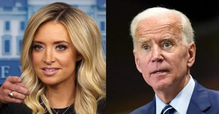 After Liberals Try To Cancel Founding Fathers – Kayleigh Asks If Joe Biden Should Be Cancelled Too