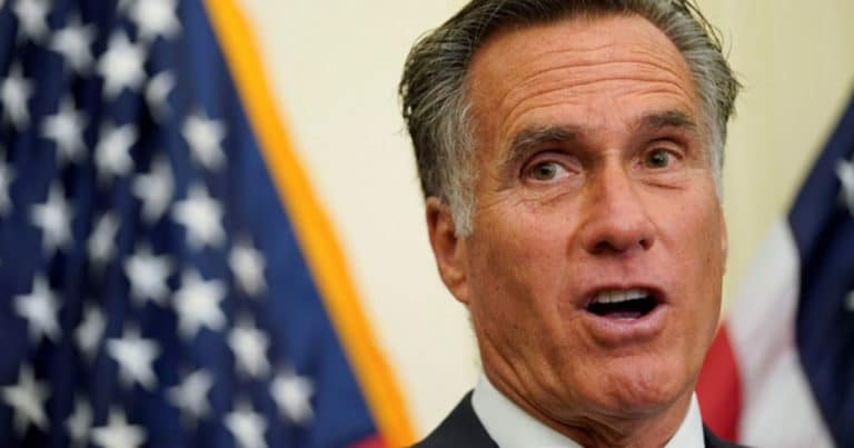 Mitt Romney Just Flip-Flopped Again – Now He Thinks President Trump Is Going To Be Re-elected In 2020
