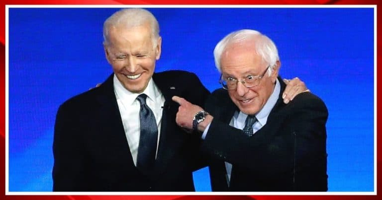 "Bernie Sanders Just Outed Joe Biden, Says Joe Privately Admitted He Can Be ""The Most Progressive Since FDR"""
