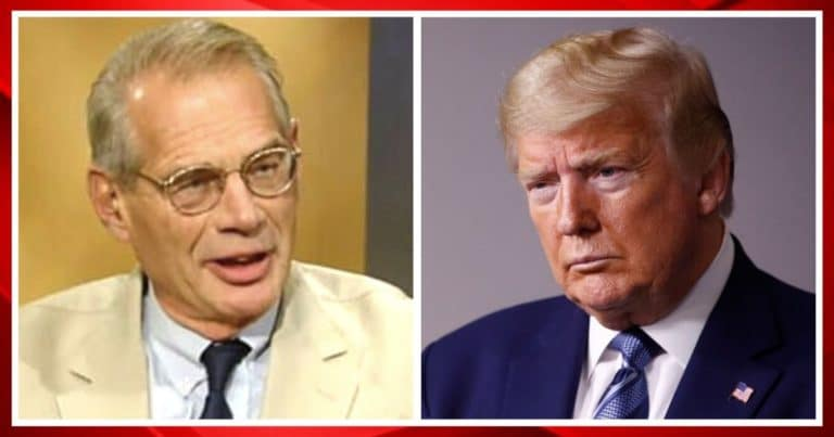 Professor That Predicted 2016 Trump Victory Now Says President's Reelection Chances Stand At 91%