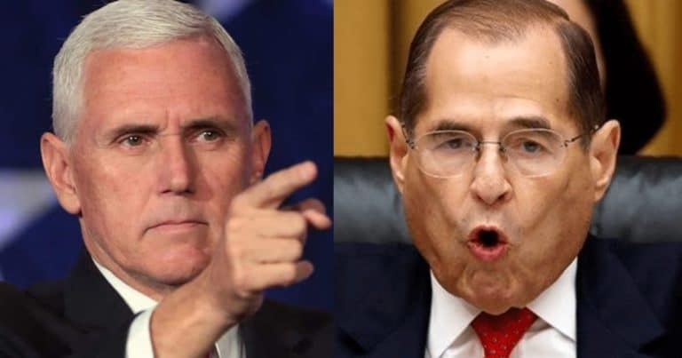 Vice President Pence Takes On Jerry Nadler – Accuses Democrats Of Wanting To Hear Themselves, Not Barr