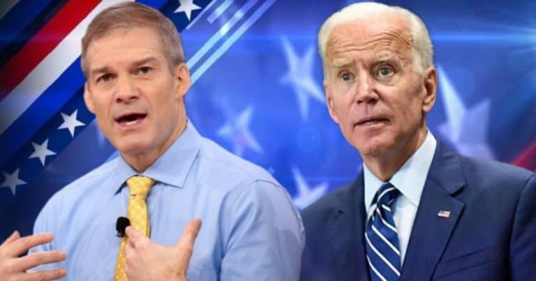 "Jordan Turns The Tables On Joe Biden – Declares ""Democrats Won't Let You Go To School, But They'll Let You Loot"""