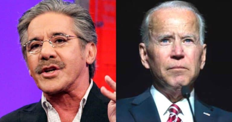 Geraldo Calls Out Biden's Bait And Switch – On Video He Says Joe Can't Admit Riots And Also Blame Trump