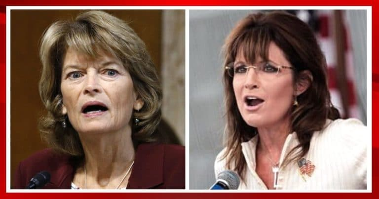 After Murkowski Wavers On SCOTUS Vote, Sarah Palin Says She May Challenge Her In 2022 Primary