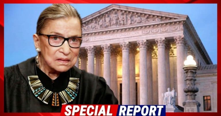 After Democrats Threaten To Pack Supreme Court, RBG's Wishes Slip Out: She Was Against Court Packing