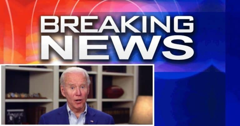 "Joe's Mind Slips Up In Live TV Interview – Biden Claims He's Running Against ""Four More Years Of George,"" And Donald Responds"