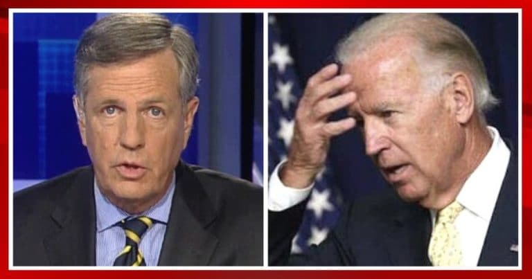 Brit Hume Exposes Biden's Achilles Heel – He Could Lose The Election Over His Senility