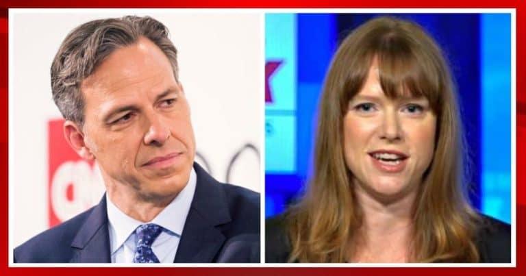 Biden's Spokeswoman Gets Cornered By CNN – Jake Tapper Tells Her Voters Deserve Joe's Answer On Court Packing