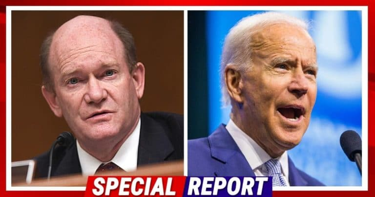 Democrats Just Threatened Trump's Court Picks – Coons Says They Can't 'Sit Peaceably,' And Biden Suggests Rotating Them