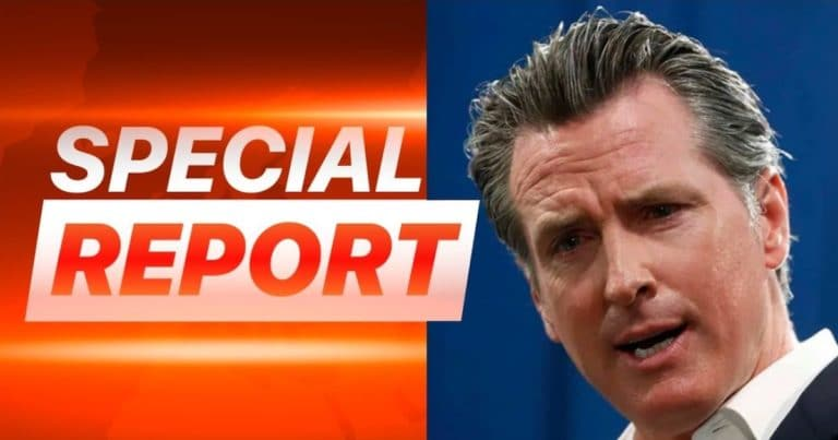 California Governor Newsom Should Be Worried – The Petition To Recall Him Has Already Broken The Halfway Point At 750K Signatures
