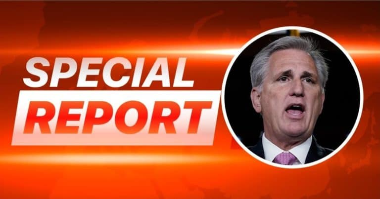 """Kevin McCarthy Goes After Democrats Over Investigation – He Says Intel Shows There's """"No Way"""" Eric Swalwell Should Keep His Post"""