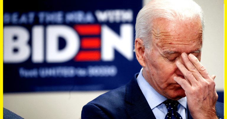"After Democrats Push For Min Wage Hike – Biden Lets Loose On A Private Call ""Doesn't look like we can do it"""