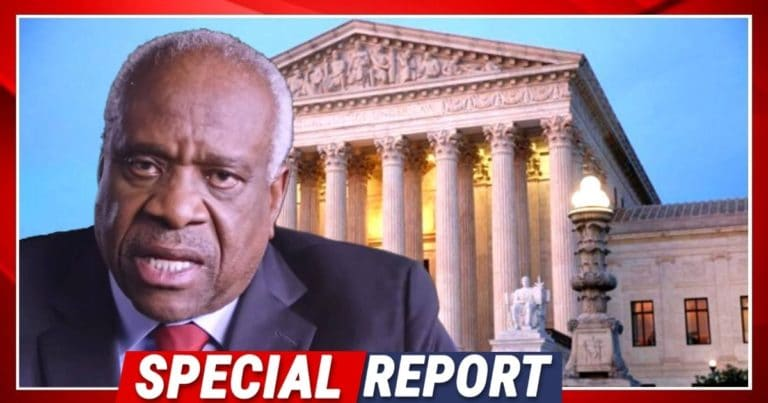 After Clarence Thomas Stands Up To Supreme Court – Pelosi's Daughter Wants His Wife Investigated