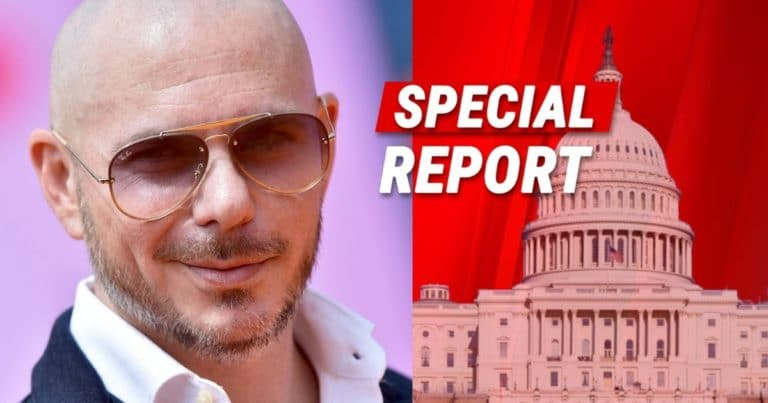 Music Star Pitbull Just Took On Democrats – He's Sounding The Warning On Their 'Communist' Response To 2020