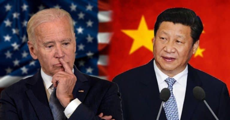 Joe Biden Could Be In Major China Trouble – The Communists Plan To Flip Top Biden Officials In Alaska On Trump Policies
