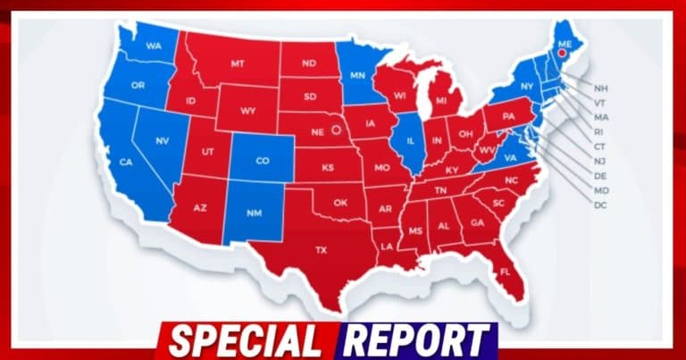 Red States Just Humiliated Blue States – Republicans Are Going To LOVE This