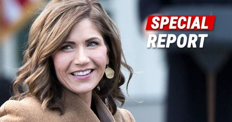 Republican Superstar Kristi Noem Terrifies Illegals – New Order Has Them Running Scared