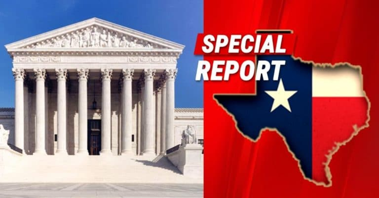 Texas Supreme Court Defies Big Government – They Just Sent Shockwaves Across The Nation