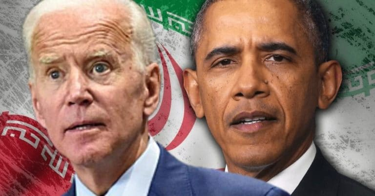 Biden Caught Restarting $7B Obama Treason – Iran Just Claimed Joe's Doing It Again